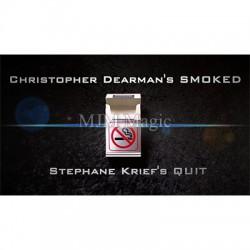 smoked 2.0 sparizione delle sigarette dal pacchetto
