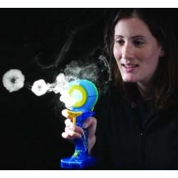 Pistola spara anelli di fumo, smoke blaster