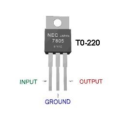 regolatore di tensione 3,3v LD1117V33