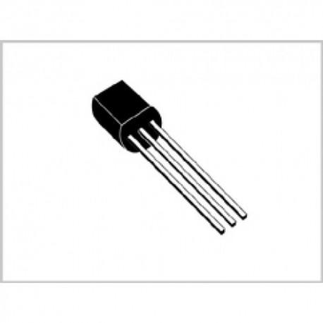 BC640 Transistor PNP 100V - 1A - 0.8W