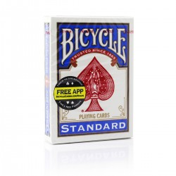 mazzo di carte bicycle poker regolari
