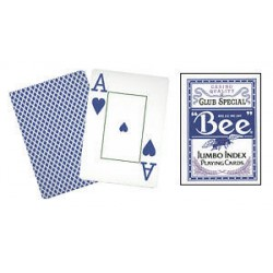 mazzo di carte Bee jumbo index poker