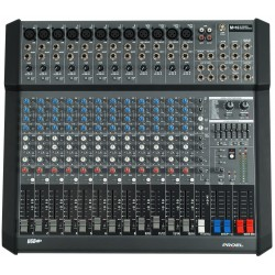 mixer proel M16 USB 16 canali
