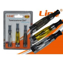aomizzatore per sigarette elettroniche, set da 3 pezzi