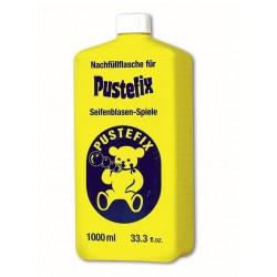 Pustefix 1lt liquido professionale bolle di sapone