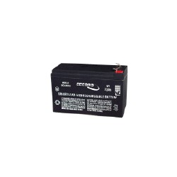batteria piombo ricaricabile 12v 7,2A