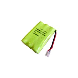 Pacco Batteria NI-MH ricaricabile AAA, 3.6V -600mAh