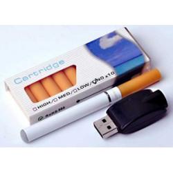 sigaretta elettronica serbatoio 1,6ml batteria 1100mah
