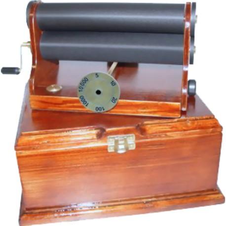 Zupan's money machine (money maker, money printer)