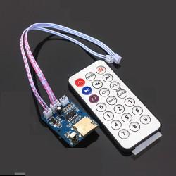 riproduttore audio wav mp3 telecomandato sd usb wireless