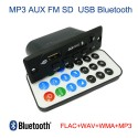 scheda audio Bluetooth SD FM AUX MP3