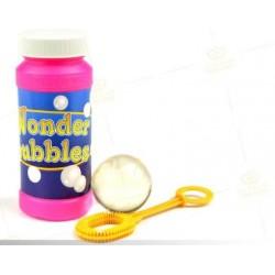 wonder bubbles, apparizione bolla di sapone