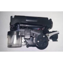 macchina sparabolle micro con batteria al litio