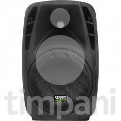 cassa attiva amplificata 300w USB MP3 FM Timpani street audio JUMP10A