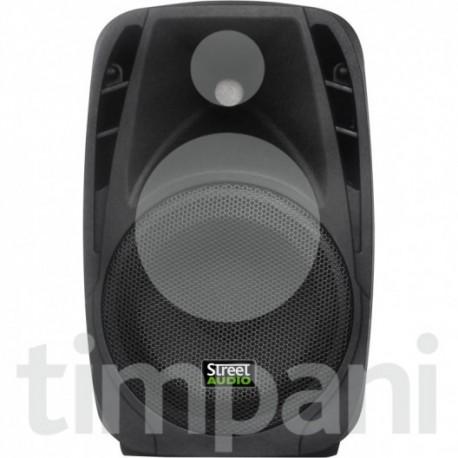 cassa attiva amplificata 200w USB MP3 FM Timpani street audio JUMP8A