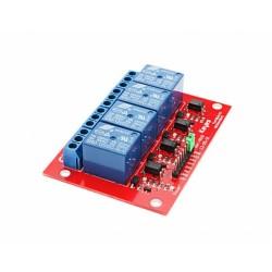 modulo 4 relè 5v arduino scheda