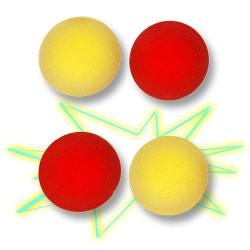 palline di spugna cambiacolore