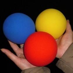 palla di spugna gigante 10cm