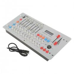 mixer luci dmx 512 192 canali disco controller centralina consolle