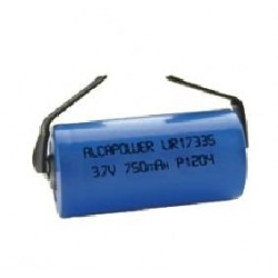 batteria al litio 4,2v stilo 2200mAh