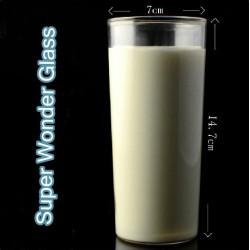 bicchiere del latte super