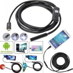 telecamera endoscopica sonda per ispezione usb