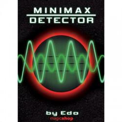 minimax rilevatore magnetico gimmik più dvd by edo