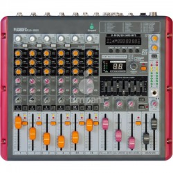 timpani PLG8DFX mixer audio 8 canali mp3 fx