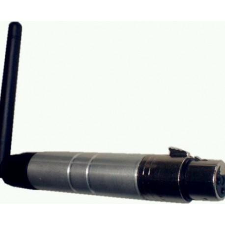 dmx 512 wifi 2,4ghz wireless trasmettitore