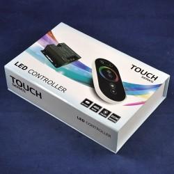 TELECOMANDO TOUCH RADIO CONTROLLER RGB LED
