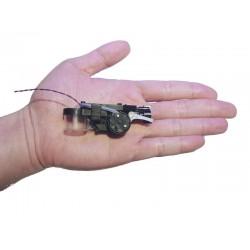 macchina sparabolle micro