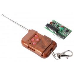 modulo radiocomando RF 4 canali