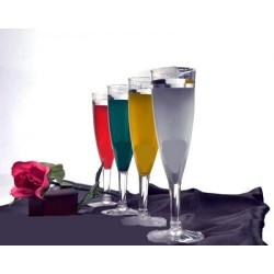 bicchiere champagne camaleonte